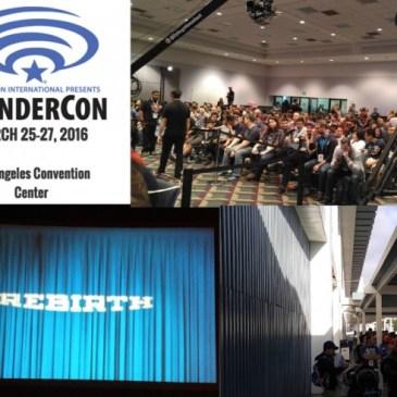 The Comic Source 079 Wonder Con Files Fan Talk
