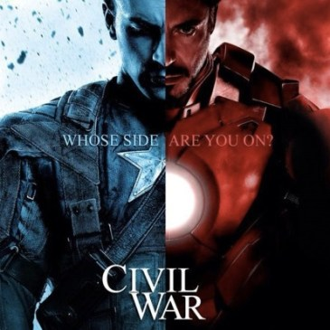 The Comic Source Podcast 098 Captain America Civil War Review