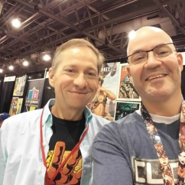 The Comic Source Podcast Episode105 Phoenix Comicon Interview Phil Hester