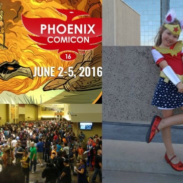 The Comic Source Podcast Episode 102 Phoenix Comicon Wrap-Up