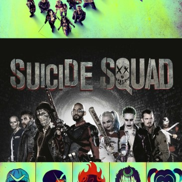 The Comic Source Podcast Episode 146 Suicide Squad Review