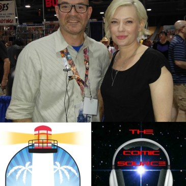 The Comic Source Podcast Episode 170 Joelle Jones LBCC Interview