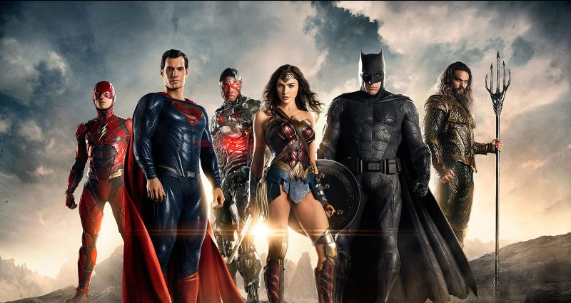 The Comic Source Podcast Episode 200 – Justice League Movie Review