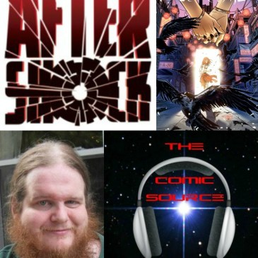 The Comic Source Podcast Episode  213 AfterShock Mondays – Backways with Justin Jordan