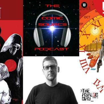 The Comic Source Podcast Episode 202 – Valiant Sundays: Bloodshot Reborn