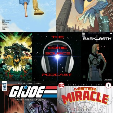 The Comic Source Podcast – Episode 231 – New Comics Wednesday February 14, 2018