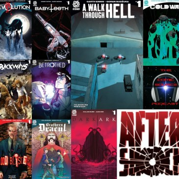 The Comic Source Podcast Episode 240 – AfterShock Monday Series Rundown Part 2
