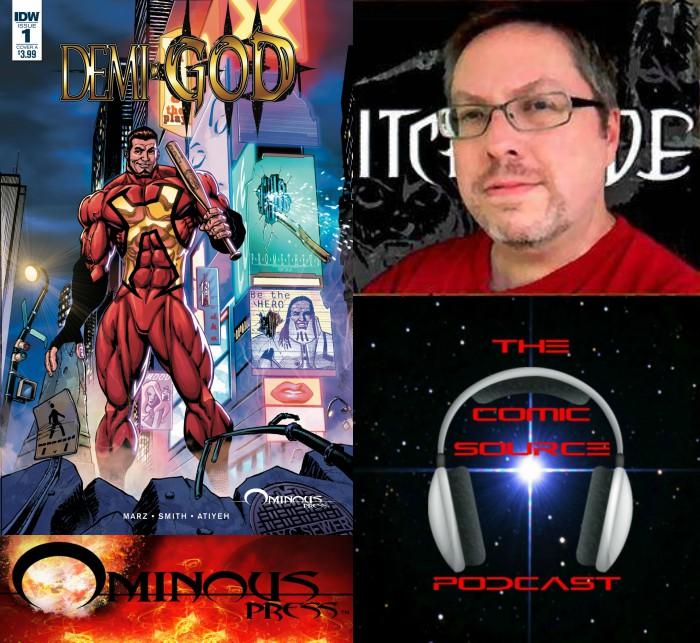 The Comic Source Podcast Episode 244 – Demi-God Spotlight