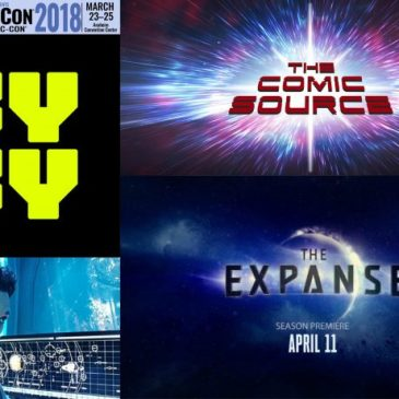 The Comic Source Podcast Episode 265 – The Expanse Season 3 with Cas Anvar