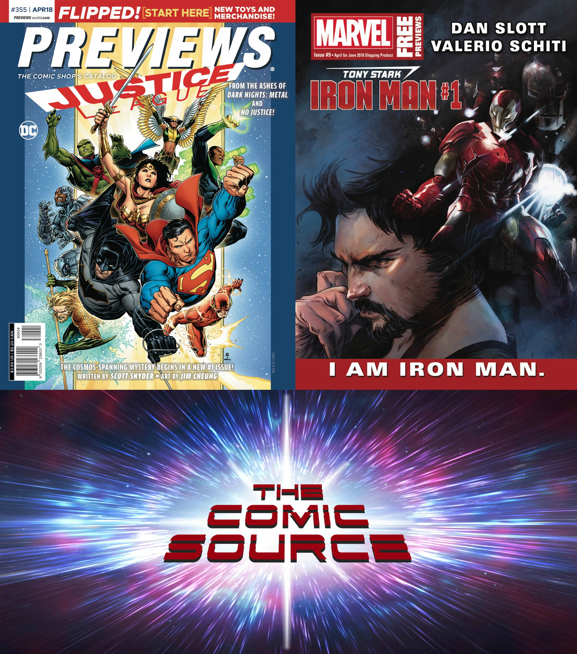 The Comic Source Podcast Episode 277 – Future Picks
