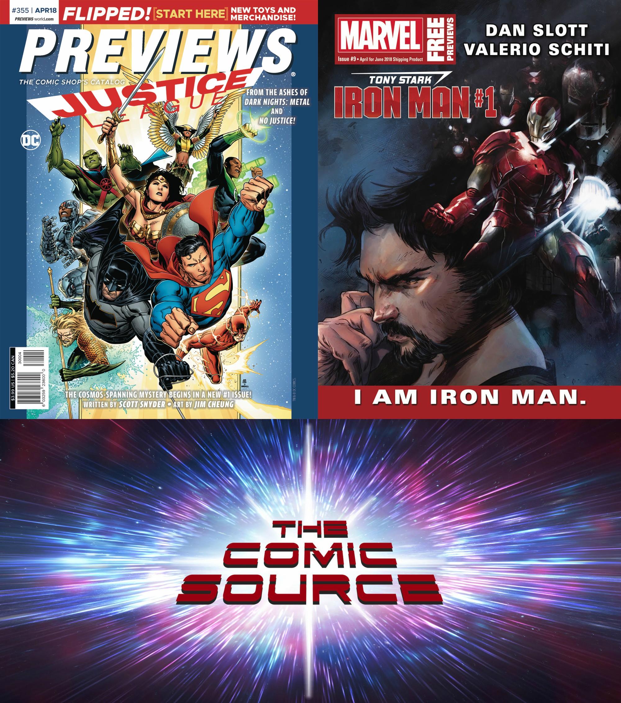 The Comic Source Podcast Episode 277 – Future Picks