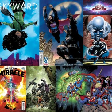 The Comic Source Podcast Episode 290 – New Comics Wednesday April 18, 2018