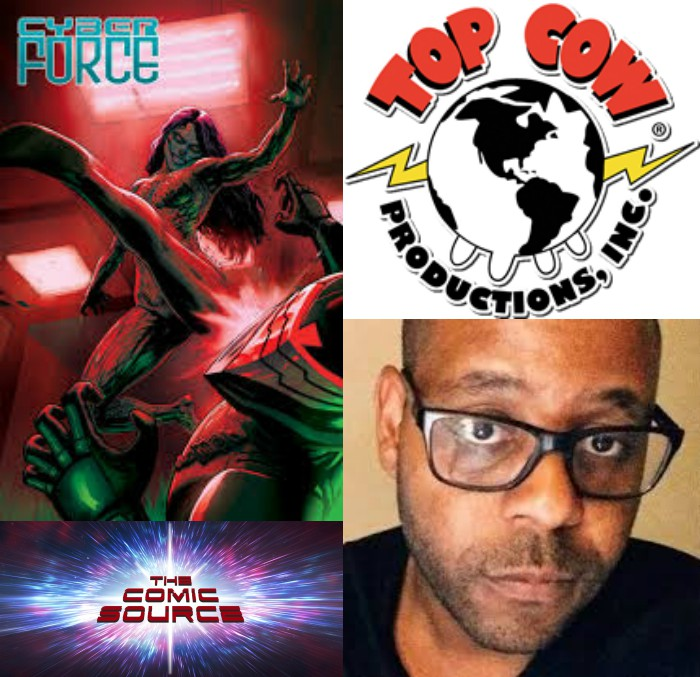 The Comic Source Podcast Episode 298 – Top Cow Thursday – A Chat with Bryan Edward Hill