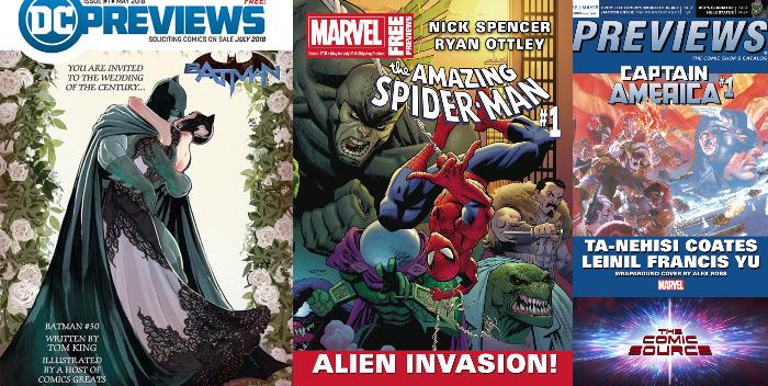 The Comic Source Podcast Episode 318 – Future Picks Previews #356