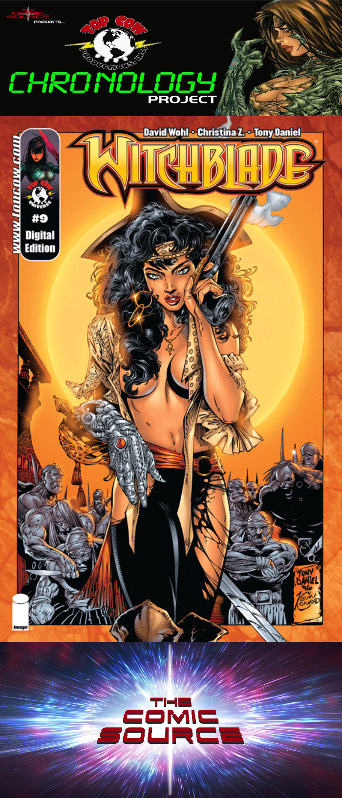 The Comic Source Podcast Episode 320 – Top Cow Thursday Chronology 57