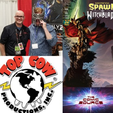 The Comic Source Podcast Episode 328 – Top Cow Thursday:  A Chat with Brian Haberlin