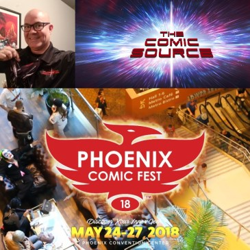 The Comic Source Podcast Episode 329 – Phoenix Comic Fest Preview