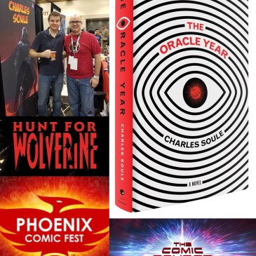 The Comic Source Podcast Episode 339 – Phoenix Files with Charles Soule