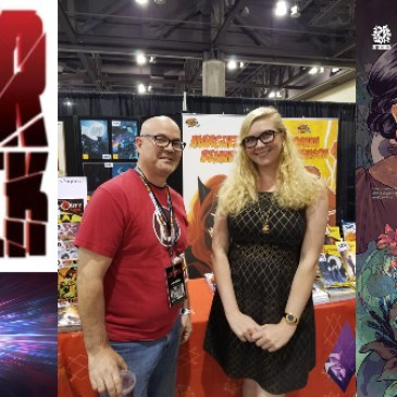 The Comic Source Podcast Episode 358 – AfterShock Monday: Insexts with Marguerite Bennett