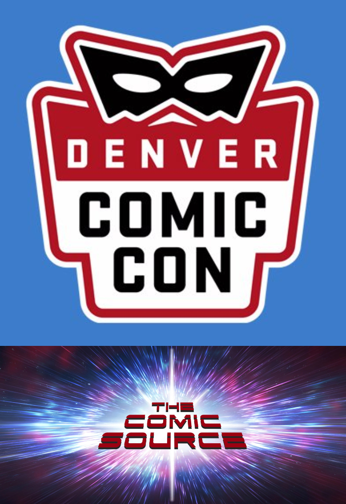 The Comic Source Podcast Episode 370 – Denver Comic Con Wrap-Up