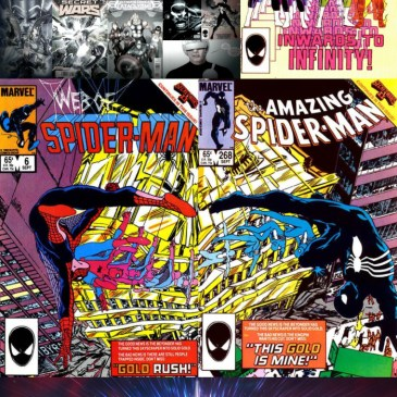 The Comic Source Podcast Episode 373 – Marvel Chronology – Secret Wars II #2 Crossovers