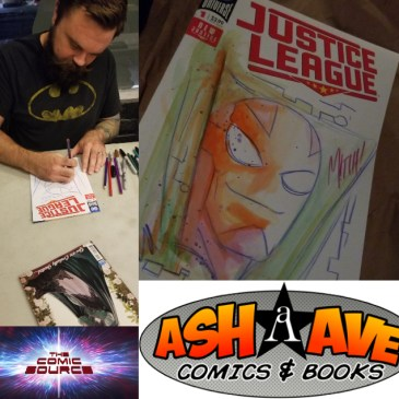 The Comic Source Podcast Episode 391 – Batman #50 Release Party at Ash Ave Comics