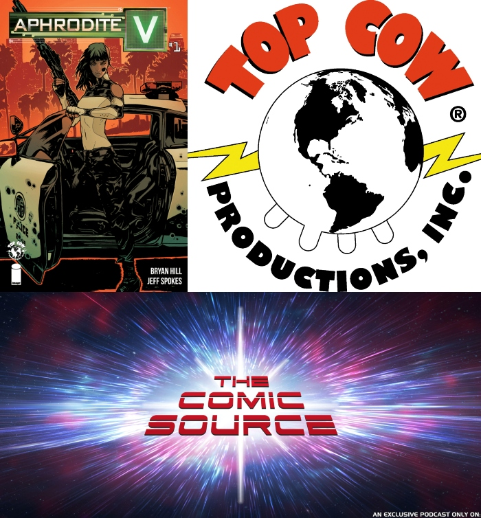 The Comic Source Podcast Episode 414 – Top Cow Thursday: Aphrodite V #1