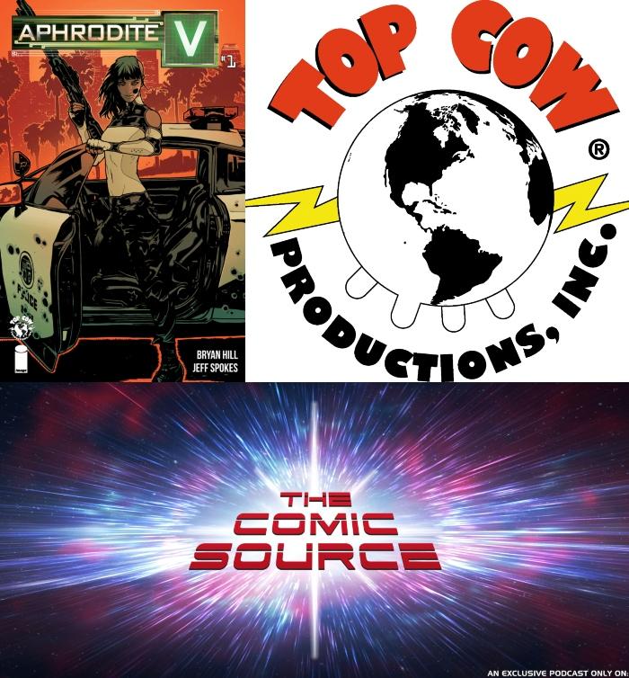 The Comic Source Podcast Episode 414 – Top Cow Thursday: Aphrodite V #1