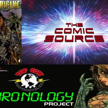 The Comic Source Podcast Episode 463 – Top Cow Thursday: Chronology 59