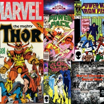 The Comic Source Podcast Episode 465 – Marvel Chronology: Secret Wars II #6 Tie-Ins