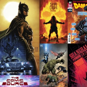 The Comic Source Podcast Episode 471 – New Comic Wednesday August 22, 2018