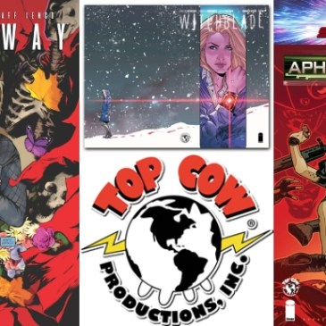 The Comic Source Podcast Episode 472 – Top Cow Thursday: Aphrodite V #2, Witchblade #7 & Stairway