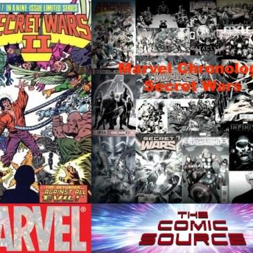 The Comic Source Podcast Episode 474 – Marvel Chronology: Secret Wars II #7