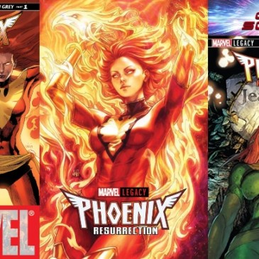 The Comic Source Podcast Episode 478 – Marvel Monday: Phoenix Resurrection