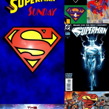 The Comic Source Podcast Episode 485 – Superman Sunday: The Triangle Era