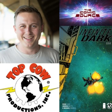 The Comic Source Podcast Episode 501 – Top Cow Thursday: Infinite Dark Spotlight