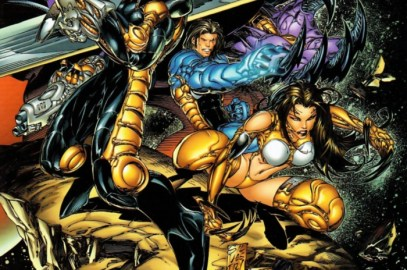 The Comic Source Podcast Episode 511 – Top Cow Chronology: Weapon Zero/Silver Surfer #1