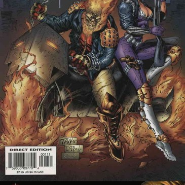 The Comic Source Podcast Episode 529 – Top Cow Chronology 63: Devil's Reign Part III – Ghost Rider/Ballistic