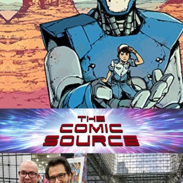 The Comic Source Podcast Episode 549 – A Chat with Greg Pak from NYCC 2018