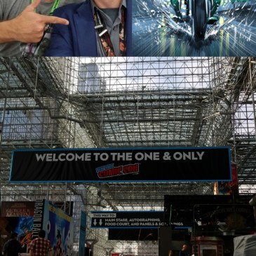 The Comic Source Podcast Episode 553 – A Chat with Juan Ferrerya From NYCC 2018