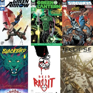 The Comic Source Podcast Episode 583 – New Comic Wednesday November 7, 2018