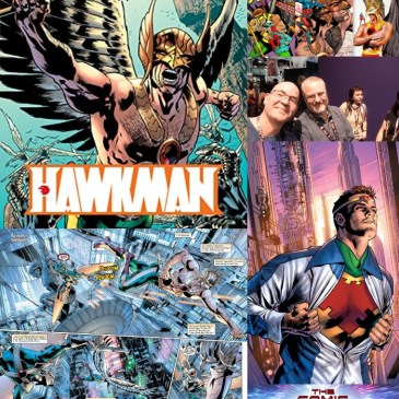 The Comic Source Podcast Episode 586 – Hawkman Day with Robert Venditti