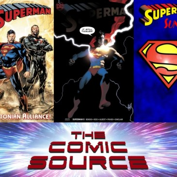 The Comic Source Podcast Episode 598 – Superman Sunday: Superman #5