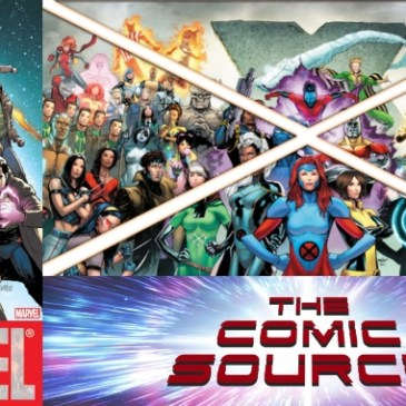 The Comic Source Podcast Episode 611 – Uncanny X-Men #2 Spotlight