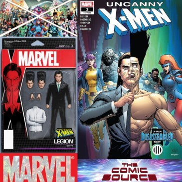 The Comic Source Podcast Episode 620 – Spotlight on Uncanny X-Men #3