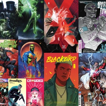 The Comic Source Podcast Episode 622 – New Comic Wednesday December 5, 2018