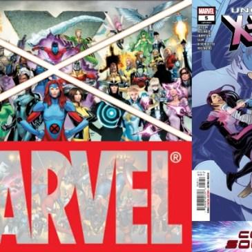 The Comic Source Podcast Episode 639 – Spotlight on Uncanny X-Men #5