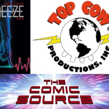 The Comic Source Podcast Episode 632 – Top Cow Thursday: The Freeze #1