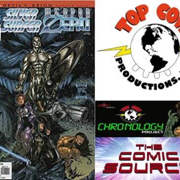 The Comic Source Podcast Episode 652 – Top Cow Thursday: Chronology 71: Devil's Reign Part VIII
