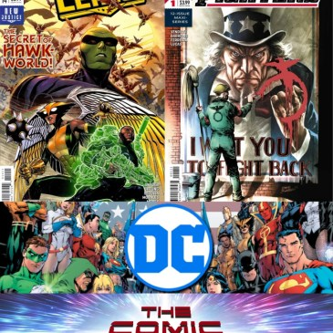 The Comic Source Podcast Episode 653 – Spotlight on Justice League #14 & Freedom Fighters #1